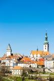 Tabor, República Checa Imagenes de archivo