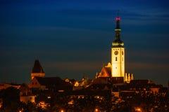 Tabor, republika czech Fotografia Royalty Free