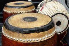 Tabor-Trommel (falsche Trommel) Stockfoto
