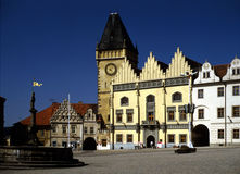 Tabor, Tschechische Republik lizenzfreie stockbilder