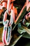 Taborowy łańcuch Zdjęcie Stock