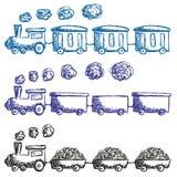 Taborowy Doodle Obraz Stock