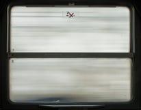 taborowy okno Fotografia Royalty Free