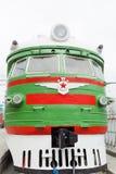 Taborowy Ryski DC typ - 1 ER 1 Novosibirsk muzeum kolejowy equ Obraz Stock