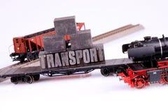 taborowy transport obraz royalty free