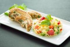 Taboulé salad Royalty Free Stock Photos