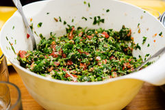 Taboule Stock Photography
