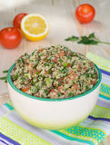 Tabouli mit Quinoa Lizenzfreie Stockfotografie