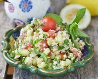 Tabouli Royalty Free Stock Images