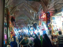 Tabriz bazzar Royalty Free Stock Images