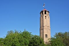 Free Tabriz Firefighting Historical Tower , Iran Stock Image - 190330241