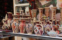 Tabriz, Kandovan, Iran beautiful Iranian traditional dishes royalty free stock photo
