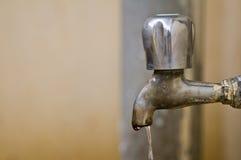 Tabulación del agua Foto de archivo libre de regalías