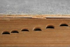Tabulaciones del diccionario Foto de archivo