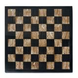 Tabuleiro de xadrez Imagem de Stock