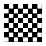 Tabuleiro de xadrez ilustração royalty free