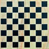 Tabuleiro de xadrez fotografia de stock