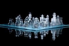 Tabuleiro de xadrez Imagens de Stock