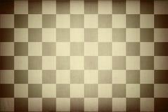 Tabuleiro de xadrez de papel Fotografia de Stock Royalty Free