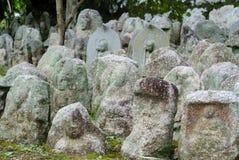 Tabuletas budistas de pedra Fotos de Stock Royalty Free