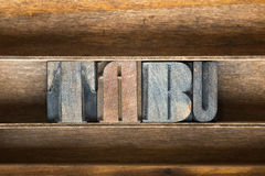 Taby wooden tray Stock Photos