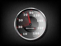 Tacómetro del vector Fotografía de archivo libre de regalías