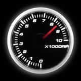 Tacômetro Imagens de Stock
