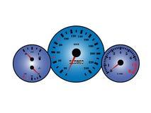 Tacômetro Fotografia de Stock Royalty Free