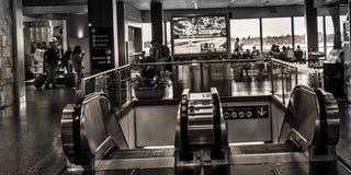TAC lotniska usa Zdjęcia Royalty Free
