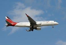 TACA Airlines passenger jet Royalty Free Stock Image