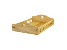 taca drewniana Zdjęcie Stock