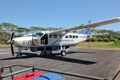 Taca Regional Plane Royalty Free Stock Photos