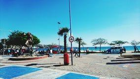 Tacchino di Costantinopoli della spiaggia di Bukecekmage Fotografie Stock