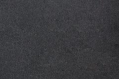 Taccuino di carta nero di struttura Immagine Stock