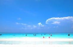 Tachai海岛 库存图片