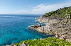 Tachai island,Thailand Stock Photography