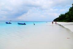 Tachai island Stock Photo