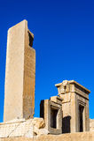 Tachara Palace of Darius at Persepolis Stock Photo