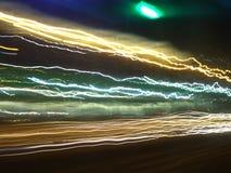 Tache floue électrique Photographie stock