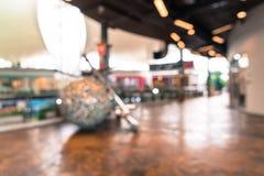 tache floue abstraite dans le centre commercial Image stock