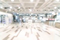 tache floue abstraite et stor de centre commercial et au détail de luxe defocused photos stock