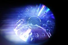 Tache floue bleue Photo libre de droits