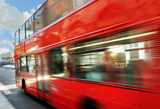 Autobus de Londres. Images libres de droits