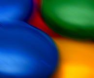 Tache floue de couleur Image libre de droits
