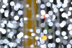 Tache floue de lumière de fond Image libre de droits