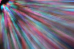 Tache floue de mouvement Photographie stock