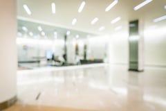 tache floue et defocused abstraits dans le centre commercial images stock