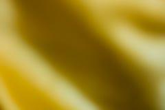 Tache floue jaune Photos libres de droits