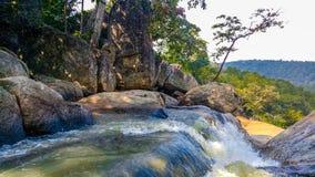 Taches de nature et de forêt chez Phulabani, Ganjam photo stock