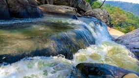 Taches de nature et de forêt chez Phulabani, Ganjam photos stock